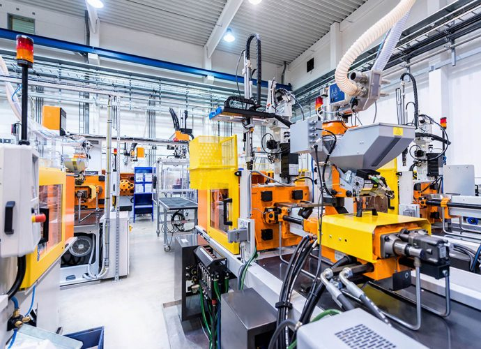 There's Big Money In Industrial Machinery Meaning