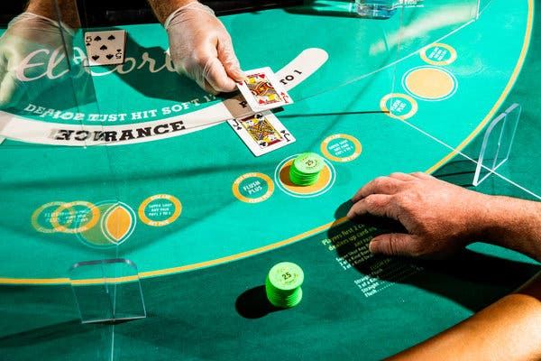 Can You Find Gambling Casino on the net?