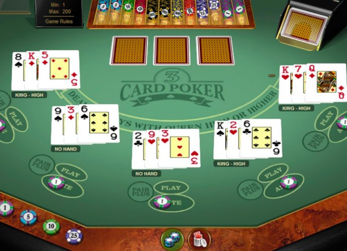 Three Reduce-Throat Online Gambling Sites Ways That Never Fails